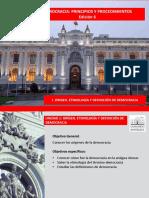 Democracias Principios Procedimientos Ed6 Unid1 Origen Lectura
