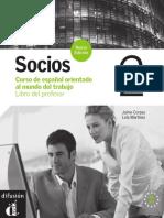 Socios 2 -  Libro del Profesor