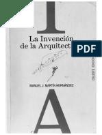 Hernandez La Invención de la Arquitectura(Extracto)