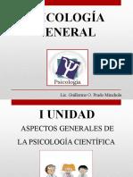 Aspectos Generales de La Psicología Científica