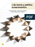 Ejercicios de teoría y política macroeconómica