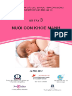 Manual 3 - Child Care and Development 3-6 Months_Vietnamese