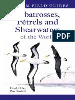 (Helm Field Guides) Paul Schofield-Albatrosses Petrels & Shearwaters of the World-A&C Black (2010)