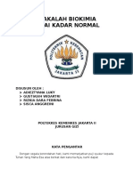 Nilai Kadar Normal Lab