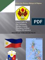 Perkembangan Bahasa Dan Budaya Melayu Di Filipina 1