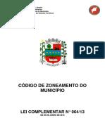 LC_064 Legislaçao de Queimados