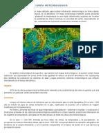 Carta Meteorologica (mapa)