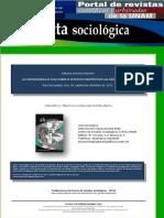 Giménez Montiel (2012) - La controversia actual sobre el estatuto científico de las ciencias sociales