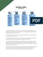 El Modelo GROW