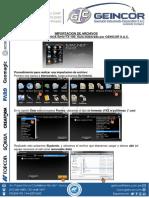 Importacion de Puntos_FX-100