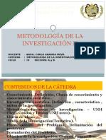 Metodologia II -1