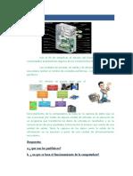 Estructura Funcional de La Comportadora