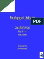 2004 Elgi Agm (Nsf)