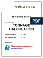 Twin Power Tonnage