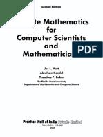 Joe L. Mott, Abraham Kandel, Theodore P. Baker Discrete mathematics for computer scientists and mathematicians  2008.pdf