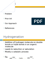 Hydrogenation of Oils
