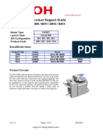 Product Support Guide D009