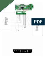 Kabel Stik Kw Ps2.