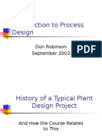 -10(Introduction to Process Design)