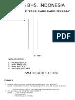 Tugas Bhs.indonesia Sma