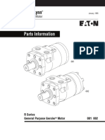 EATON R Series Parts Information