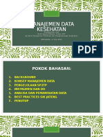 Gabung Materi Pengelolaan Data SP2TP