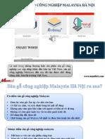 Sàn gỗ công nghiệp Malaysia Hà Nội