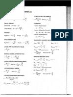 Formulas for Statistics