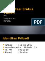 Persentasi Status Pasien Kulit.pptx