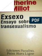 Exsexo. Ensayo Sobre El Transexualismo [Catherine Millot]