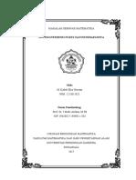 1 Cover Lembar Pengesahan Surat Pernyataan