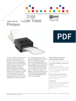 Zebra Ticket & BP Printer
