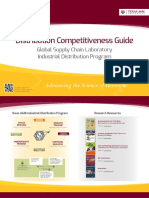 Distribution Competitiveness Guide