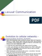 263223518 Cellular Communication