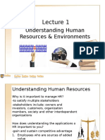 Understanding Human Resources