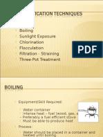Water Sanitation Powerpoint