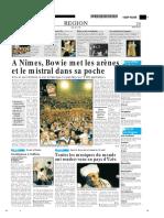 Concert de Bowie aux arènes (3)