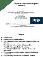 Structural Composite Elements