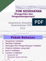 INDIKATOR - KESEHATAN (2)