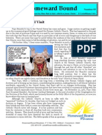 Homeward Bound Ministries Newsletter V12N03