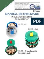 Manual de Utilizare Incubator Electric Cu Termostat