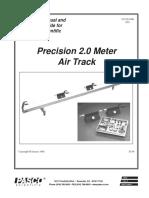 2 m Air Track Manual SF 9214