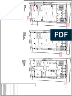 Floor Plans of a 50 bed hospital