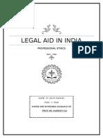 LEGAL AID IN INDIA
