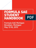 FSAE Student Handbook