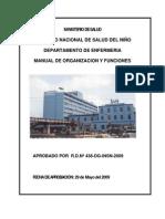 Instituto Nacional de Salud del Niño