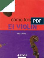 Como Tocar El Violin