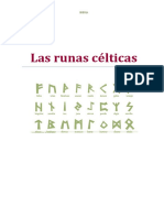 Las Runas Célticas