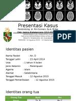 Case Meningoencephalitis TB - Dr. Rini, Sp.A