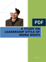 Organizational Behavior Project Report Latest